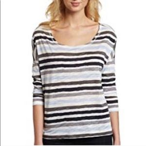 Joie stripe top SZ Small